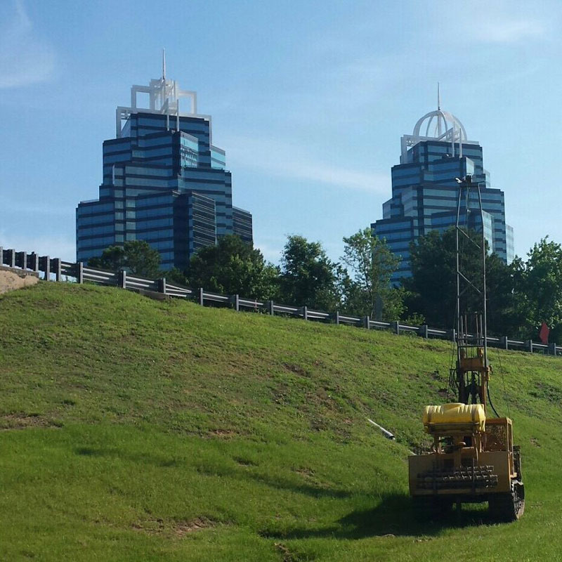 Drilling with a View – Atlanta